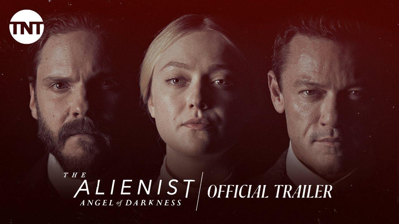 The Alienist S2 trailers met Daniel Bruhl op Netflix België