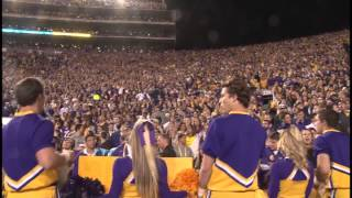 Sights and Sounds from LSU vs. Alabama