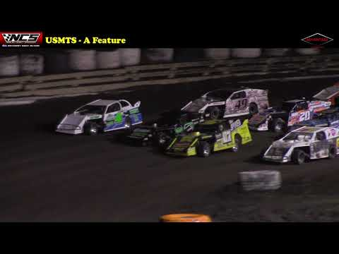 USMTS -- 8/24/17 -- Nobles County Speedway