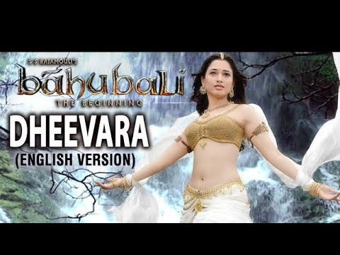 DHEEVARA FULL HD VIDEO SONG (ENGLISH VERSION) - YouTube