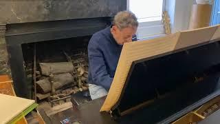 Philip Glass on his 84th birthday
