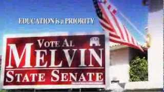 Melvin for Senate - Ad #2