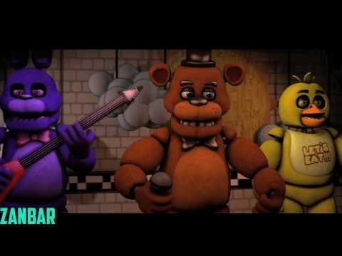 [FNAF SFM COLLAB!] Welcome to Freddy's My Part (collab With GamingSFM54)
