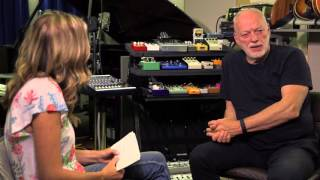 David Gilmour Answers Your Questions!