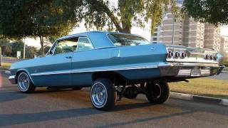 1964 Chevy Impala Lowriders