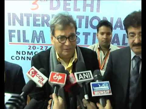 Subhash Ghai Film Festival New Delhi