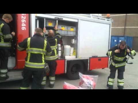 Hilversum (Netherlands) Fire Fighters Get Better