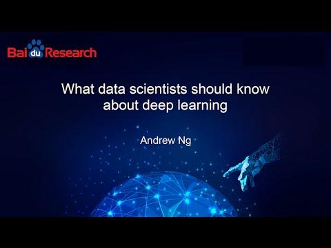 Andrew Ng, Chief Scientist at Baidu
