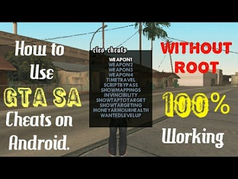Download GTA SA non root cleo apk for Android 100% working by Android Gamer