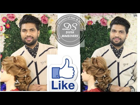 Easy way to do | Step By Step | Advance Creative Hair styling | Hindi video