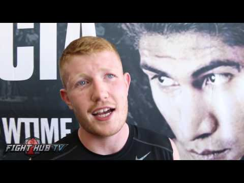 Thumbnail: Irish boxer Noel Murphy gives Conor McGregor advice on Mayweather fight