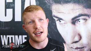 Irish boxer Noel Murphy gives Conor McGregor advice on Mayweather fight