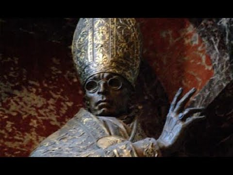 The Dark, Pagan Secret At The Heart Of The Vatican