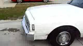 "Chevy Impala w/ 4 12"" kicker CVR**OLD VIDEO**UPDATE SOON"