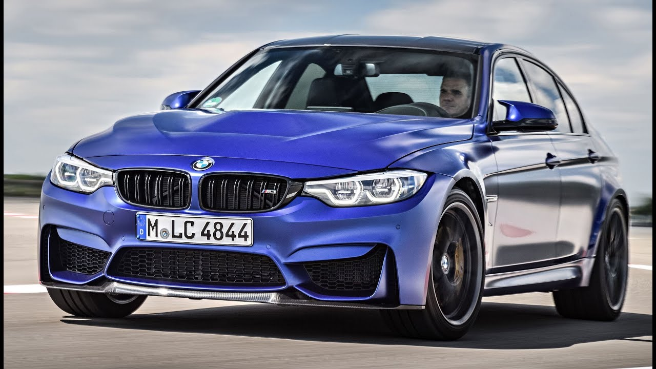 2019 Bmw M3 Cs Youtube