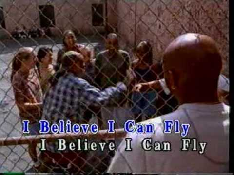 R. Kelly I Believe I Can Fly With Lyrics