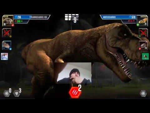 Jurassic World the Game: Troodon Tournament  #3 - Hunter League Battles