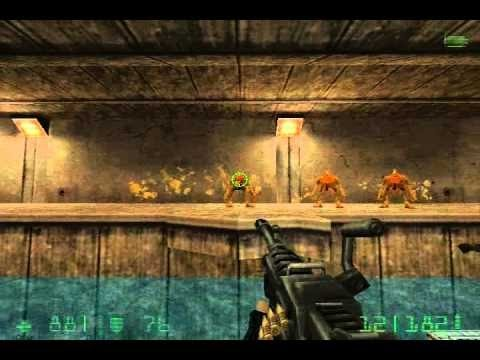 Opposing Force (100%) Walkthrough (Chapter 10: Foxtrot Unifo