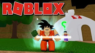 Roblox - NOVA AVENTURA SAIYAJIN ( Dragon Ball Z Final Stand )