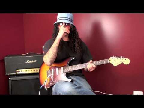 Brant Bjork  Doctor Special  guitar lesson
