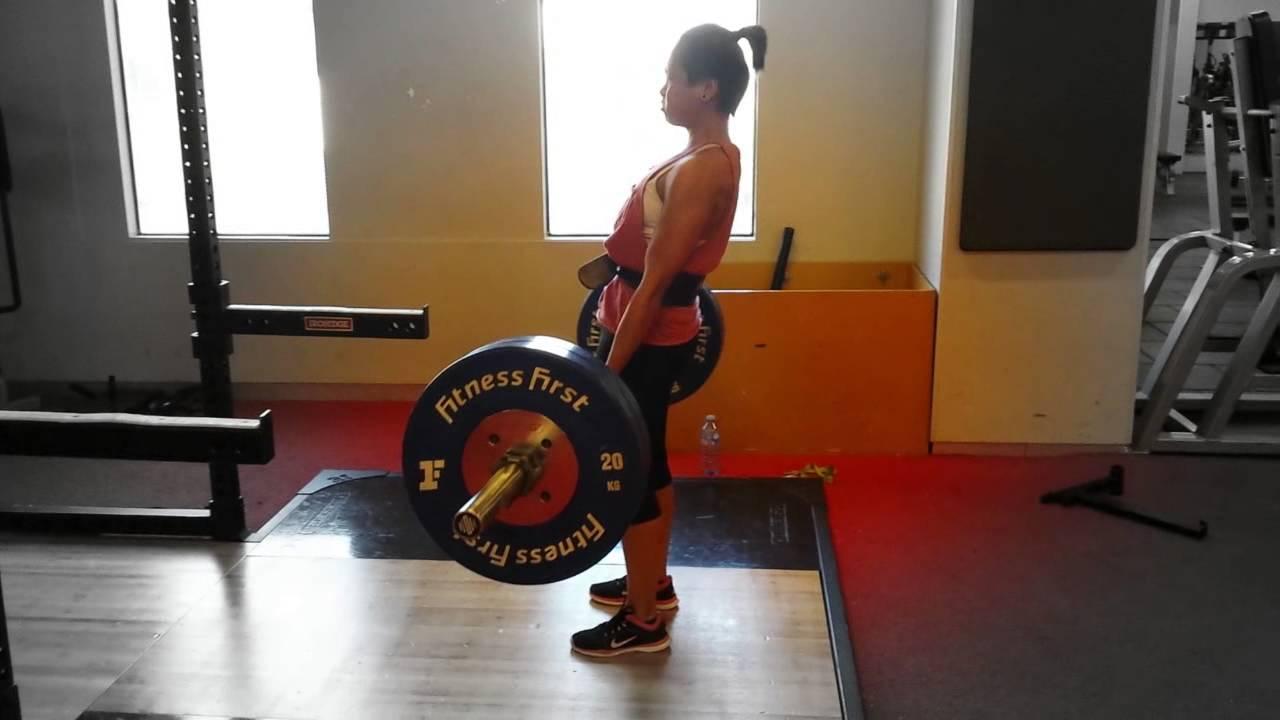 Apprentice: Jerri Deadlifting DOUBLE her bodyweight!