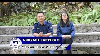 Profil Video HIMPUNAN MAHASISWA SIPIL UNDIP 2015