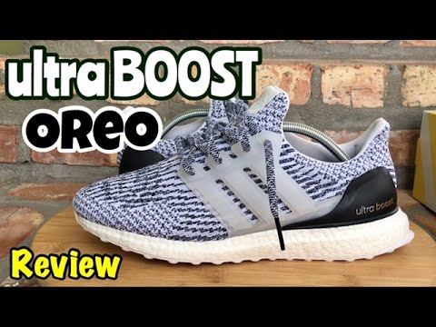 adidas UltraBOOST 3.0 Oreo Colourway City Of Hype