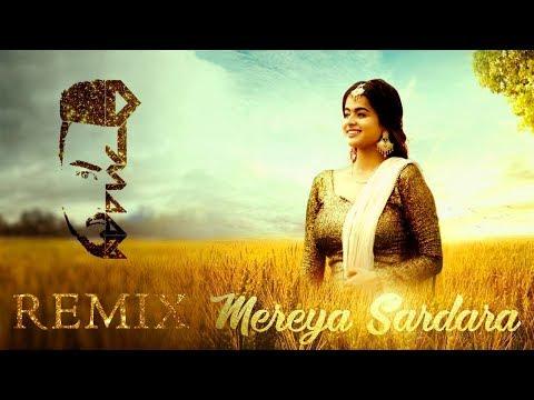 Mereya Sardara | Urvashi Kiran Sharma Ranjit Bawa | Parmish Verma | Dj SaaB (Remix)