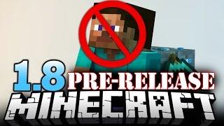 Minecraft 1.8 Pre-Release |