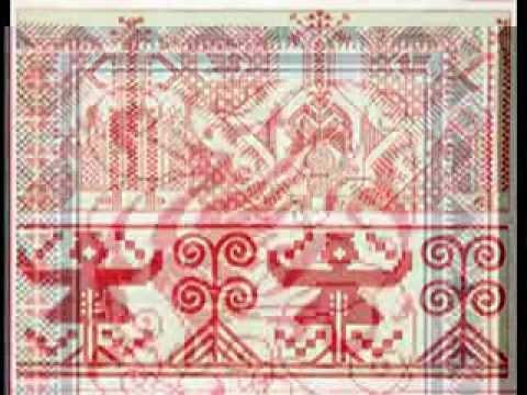 Сокровища русского орнамента и традиционной одежды