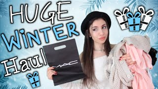 HUGE Winter Try-On Haul 2014 & Giveaway! Thumbnail