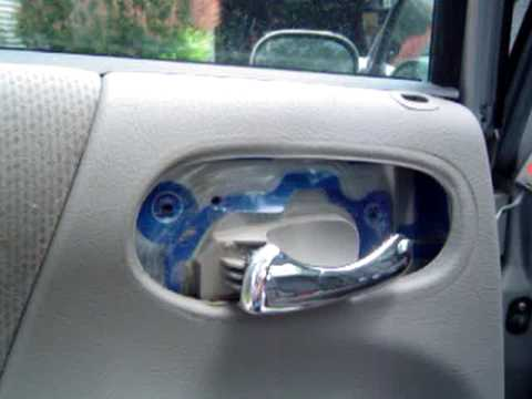 1997 Saturn Rear Door Lock Latch Repair V2 2 0001 Doovi