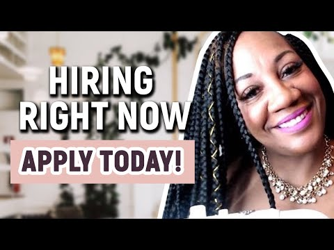 How To Find Legitimate Work At Home Jobs 2019