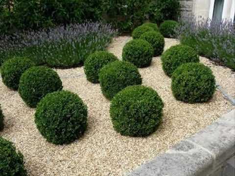 Kiesgarten ideen