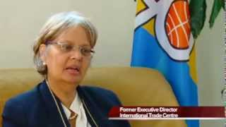 """Patricia Francis, former ITC Executive Director on ACP """"soul searching"""" and South South cooperation"""