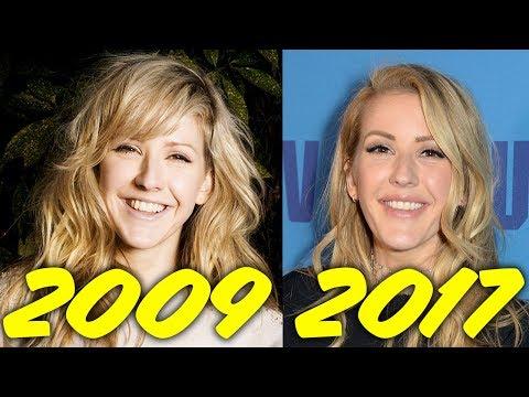 The Evolution of Ellie Goulding (2009-2017)