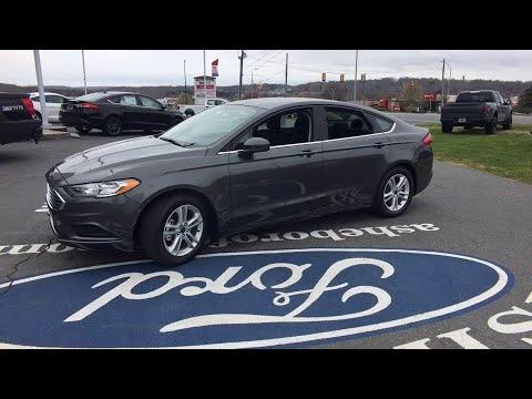 2018 Ford Fusion Asheboro, Greensboro, Troy, Siler City, Triad, NC 3039