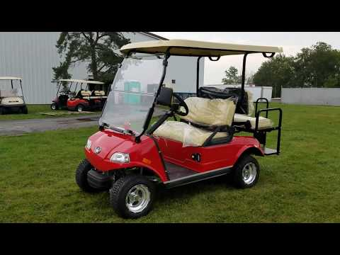 Street Legal LSV Golf Cart BRAND NEW For Sale With 17 Dig. Vin#