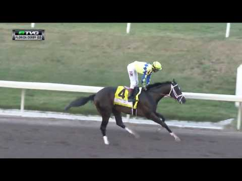 RACE REPLAY: 2017 Florida Derby Featuring Always Dreaming