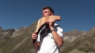 Amazing Grace New O Gnade Gottes wunderbar David Döring Panflöte Panflut Flauta de Pan MP3