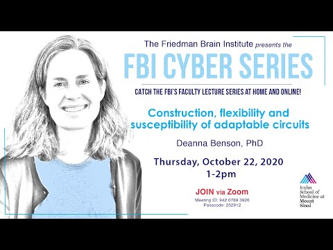 FBI Cyber Series - Deanna Benson, PhD