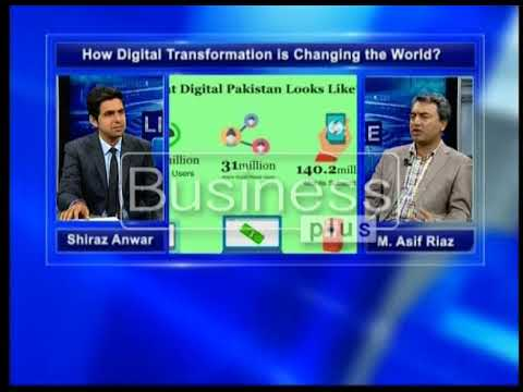LIVE WIRE |  IT Sector | Shiraz Anwar | 07, March 2018  IT Sector