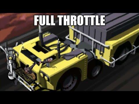 Full Throttle playthrough
