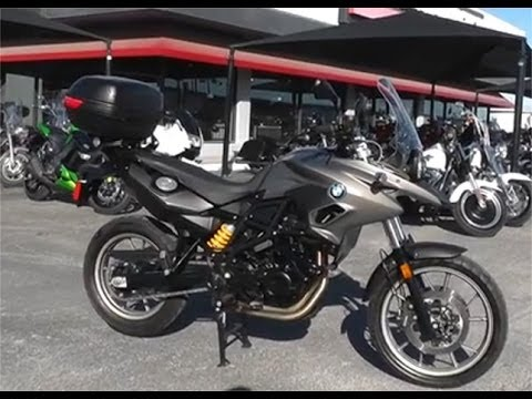 f84313 2013 bmw f700gs used motorcycle for sale youtube. Black Bedroom Furniture Sets. Home Design Ideas