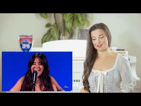 Vocal Coach Reacts to Camila Cabello - Consequences 2018 AMAs