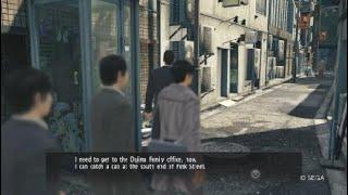 Yakuza 0 100% Playthrough Legendary Mode.  Chapter 1: Video 1 of 3