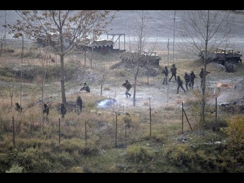 Is India behind military headquarters attack in Kashmir? Express News 9 PM 18 September 2016