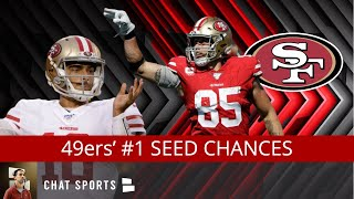 49ers 2019 Playoffs: #1 Seed In The NFC? + Current Playoff Picture & NFC West Standings In Week 12