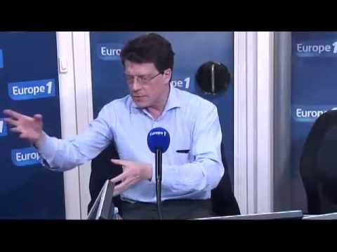 """DÉBAT -- Laurent Alexandre : """"les dirigeants de Google sont persuadés que nous sommes proche"""