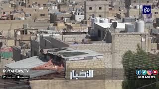 انتشار النفايات في مخيم إربد يهدد بكارثة بيئية - (27-3-2018)